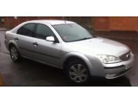 FORD MONDEO 2005 2.0 TDCI - BREAKING - ENGINE GEARBOX HUBS