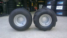 18x950-8 Ride on mower lawn tractor lug tyres Brendale Pine Rivers Area Preview