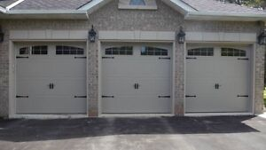 GARAGE DOORS & OPENERS...CEDAR,STEEL,FIBERGLASS ON SALE NOW!! City of Toronto Toronto (GTA) image 1