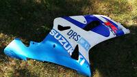 Suzuki GSXR right panel plastic fairing 600 750 1000 body race R