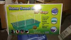 Mint condition small animal cage 50$ or trade