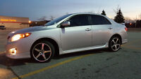 2010 Toyota Corolla S Automatic! Reduced price!!!!!