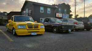 1996 Bagged and bodied Ford Ranger. Kitchener / Waterloo Kitchener Area image 2