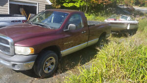 2003 Dodge Power Ram 1500 Pickup Truck