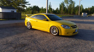 2008 Chevrolet Cobalt SS Turbo Coupe (2 door)