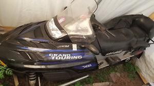 2002 ski doo grand touring 2 seater