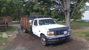 1996 ford f350 WORK TRUCK