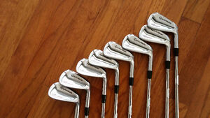 TaylorMade MC Forged Irons - Excellent Condition