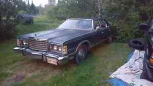 1975 Ford LTD Landau
