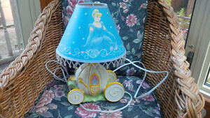 Girls Disney Lamp Kitchener / Waterloo Kitchener Area image 1