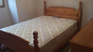 Double bed set $ 500 OBO