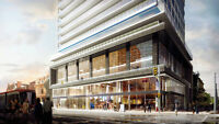 GRID CONDOS - JARVIS AND DUNDAS - EARLY ACCESS