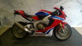 HONDA CBR1000RR FIREBLADE SP2 TAIL TIDY FITTED ONLY 1176 MILES ON THE CLOCK