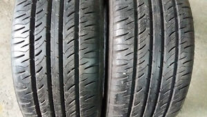 AllSEASON / SUMMER TIRES  225/55/r16