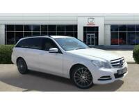 2012 Mercedes-Benz C-CLASS C220 CDI BlueEFFICIENCY Executive SE 5dr Diesel Estat