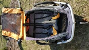 MEC CHILD 2- seater BIKE TRAILER/JOGGER