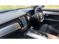 2017 Volvo V90 D4 R-Design Automatic W. Famil Automatic Diesel Estate