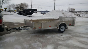 2016 BW TRAIL UTILITY AND ATV TRAILER