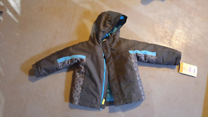 3T 3 in 1 Winter Jacket