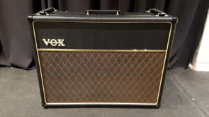Vox Ac30CC2x Blue Alnico (Échange Possible)