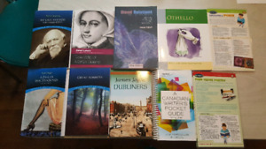 ENG 114 required books