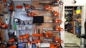 Chainsaws and Leaf Blowers for Sale
