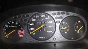 Jdm EK9 Honda Civic TypeR cluster 96-00