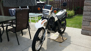 Kawasaki KLR 250 Street Legal Enduro for Trade