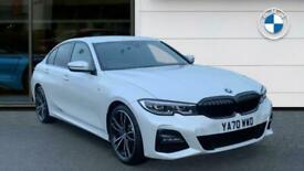 image for 2021 BMW 3 Series 320d M Sport 4dr Diesel Saloon Saloon Diesel Manual