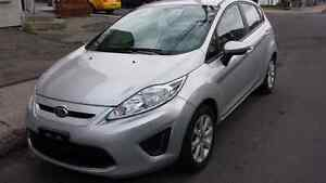 Ford fiesta automatique 2012