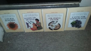 VARIOUS TYPES OF BOOKS