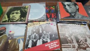 Albums    Selling at Truro Flea Market october 22
