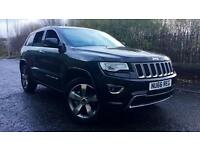 2016 Jeep Grand Cherokee 3.0 CRD Overland 5dr (Start St Automatic Diesel Estate