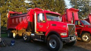 2012 Volvo Super Dump Kitchener / Waterloo Kitchener Area image 1