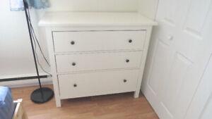 Commode 3 tiroirs Ikea
