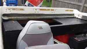 75 hp trihull boat