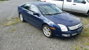 2007 Ford Fusion CERTIFIED!