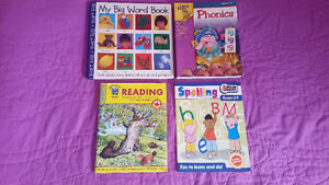 4 Learning Books