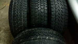 WINTER TIRES   205 / 60 /16