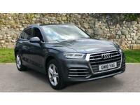 Audi Q5 3.0 TDI Quattro S Line 5dr Tip Auto Estate Diesel Automatic