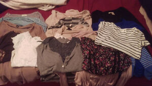 Tons of womens tops for sale!