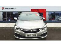 2017 Vauxhall Astra 1.4T 16V 150 SRi Vx-line Nav 5dr Petrol Hatchback Hatchback