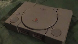Original PlayStation for sale!!!! GREAT condition
