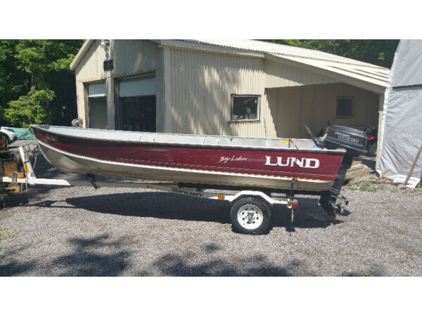 Used 1999 Lund Boat Co Big Laker