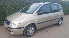 Hyundai Matrix 1.6 GSi petrol LHD