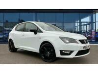 2015 SEAT Ibiza 1.4 TSI ACT FR Black 5dr Petrol Hatchback Hatchback Petrol Manua