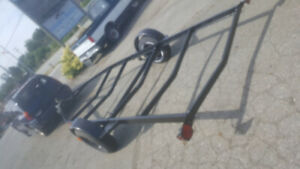 Boat Trailer 3500 lb Axle