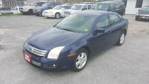 2008 FORD FUSION SE *** CERTIFIED *** $3995