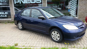 2004 Honda Civic DX Berline
