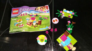Lego Friends Puppy Training (set # 41088)